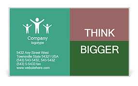 0000081002 Business Card Template