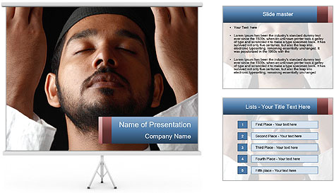 0000081004 PowerPoint Template