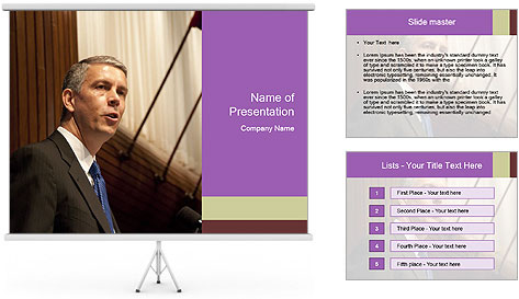 0000081005 PowerPoint Template