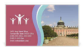 0000081010 Business Card Template