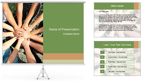 0000081014 PowerPoint Template