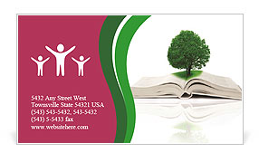 0000081019 Business Card Template