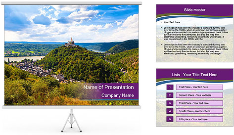 0000081030 PowerPoint Template