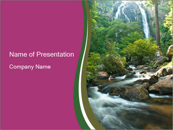 0000081048 PowerPoint Templates - Slide 1