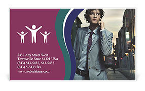 0000081052 Business Card Template