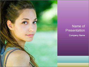 0000081056 PowerPoint Template - Slide 1