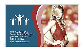 0000081061 Business Card Template
