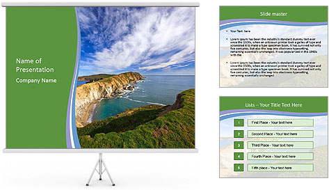 0000081064 PowerPoint Template