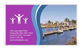 0000081074 Business Card Template