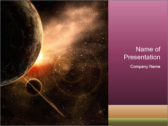0000081080 PowerPoint Template - Slide 1