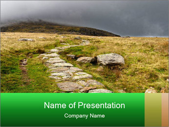 0000081087 PowerPoint Template - Slide 1