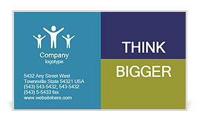 0000081088 Business Card Template