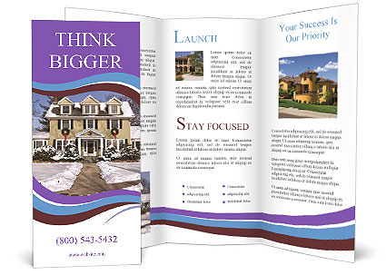 0000081091 Brochure Template