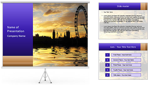 0000081095 PowerPoint Template
