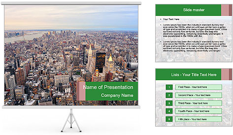 0000081109 PowerPoint Template