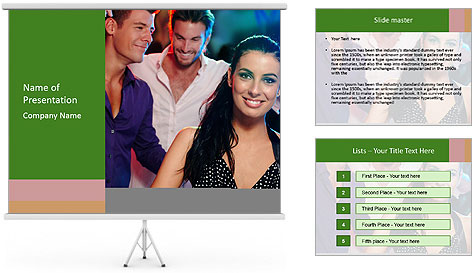 0000081110 PowerPoint Template
