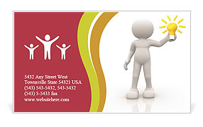0000081113 Business Card Template