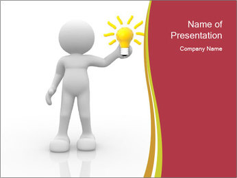 0000081113 PowerPoint Templates - Slide 1