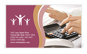 0000081121 Business Card Template
