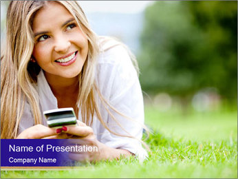0000081130 PowerPoint Template - Slide 1