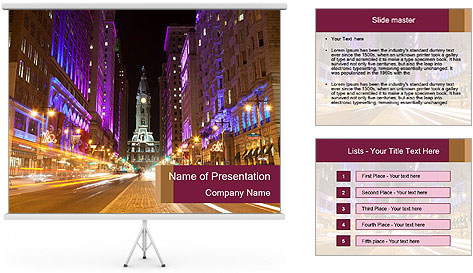 0000081141 PowerPoint Template