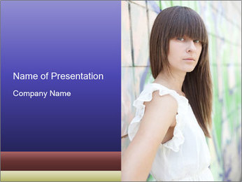 0000081142 PowerPoint Template - Slide 1