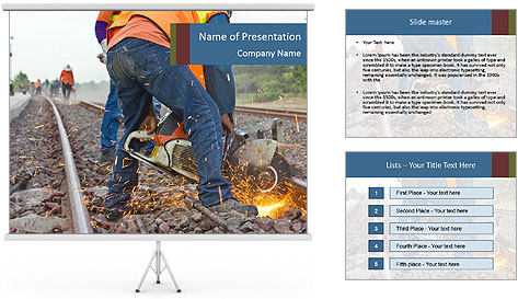 0000081155 PowerPoint Template