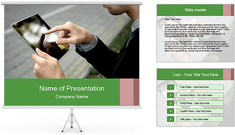 0000081160 PowerPoint Template