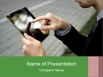 0000081160 PowerPoint Template - Slide 1