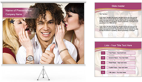 0000081170 PowerPoint Template