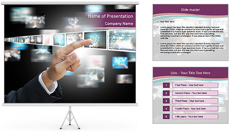 0000081175 PowerPoint Template