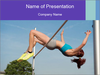 0000081207 PowerPoint Template - Slide 1