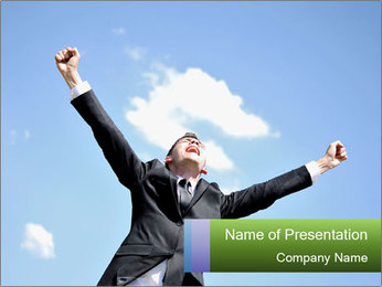 0000081216 PowerPoint Template - Slide 1