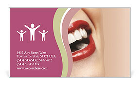 0000081231 Business Card Template
