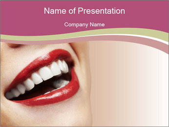 0000081231 PowerPoint Template - Slide 1
