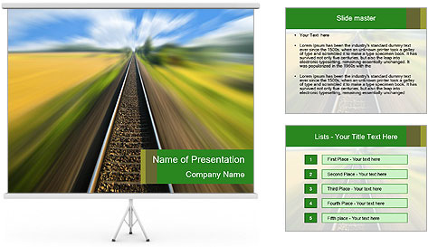 0000081257 PowerPoint Template
