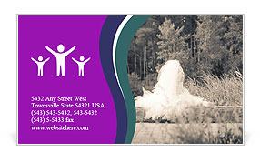 0000081272 Business Card Template