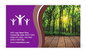 0000081290 Business Card Template
