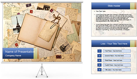0000081302 PowerPoint Template