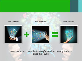 0000081320 PowerPoint Templates - Slide 22