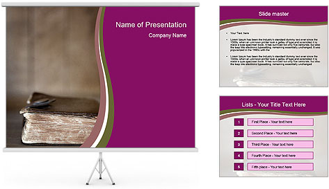 0000081344 PowerPoint Template