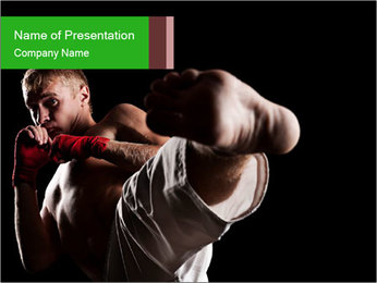 0000081350 PowerPoint Template - Slide 1