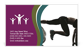 0000081355 Business Card Template