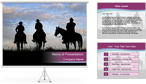 0000081364 PowerPoint Template