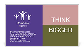 0000081370 Business Card Template