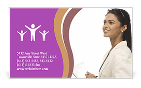 0000081371 Business Card Template