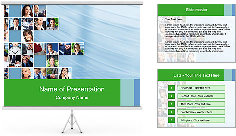 0000081395 PowerPoint Template