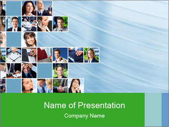 0000081395 PowerPoint Template - Slide 1