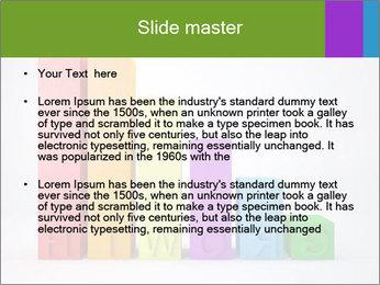 0000081398 PowerPoint Template - Slide 2