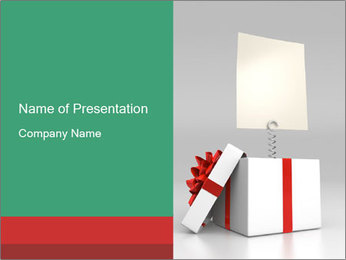 0000081405 PowerPoint Template - Slide 1